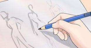 اتعلمي بسهولة تصميم ورسم الازياء بالصور,رسم ازياء
