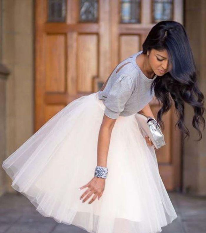إخترنا لك اجمل موديلات تنورة و بلوزة لمناسباتك المختلفة | Yasmina