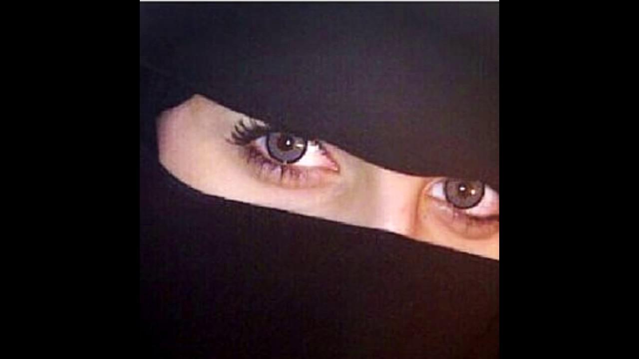 صورة صور عيون جميله بالنقاب 103 1