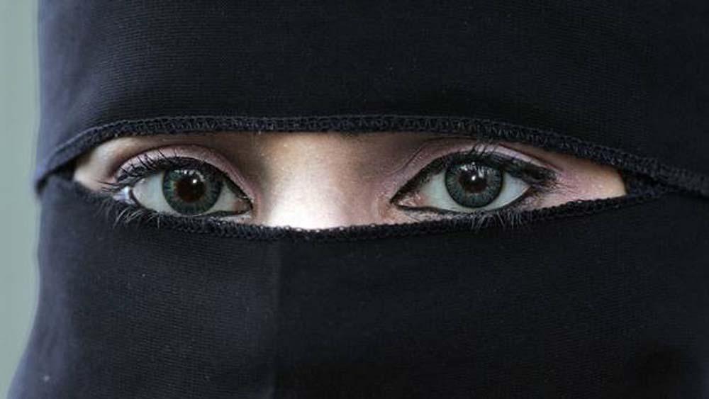صورة صور عيون جميله بالنقاب 103 3