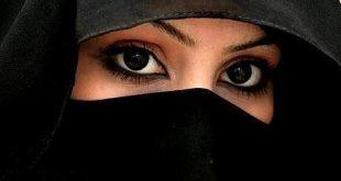 صور عيون جميله بالنقاب