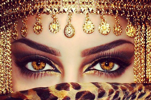صورة صور عيون جميله بالنقاب 103 5