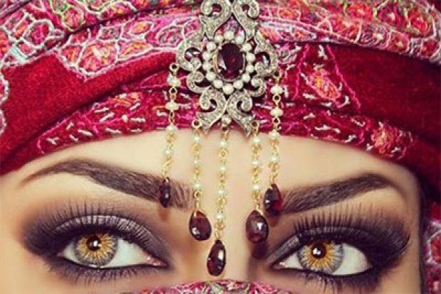 صورة صور عيون جميله بالنقاب 103 6