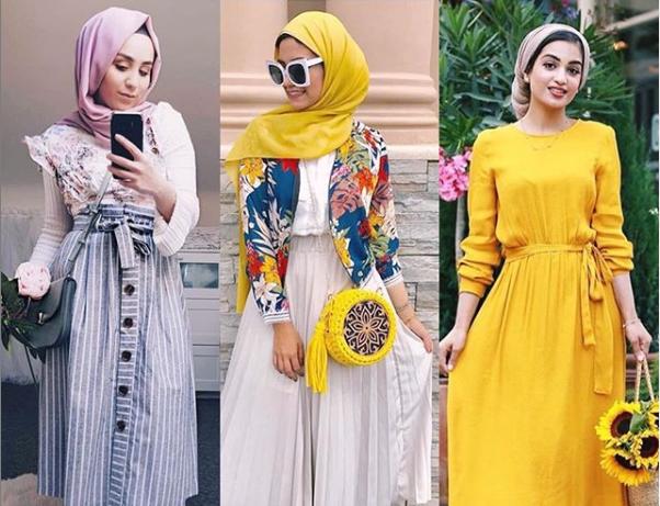ملابس كاجوال للمحجبات موضه صيف 2021 لإطلاله جميلة | الشرقيه توداي
