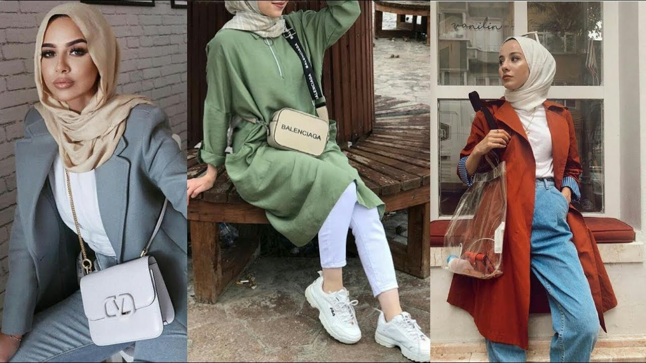 هذه موضة حجاب 2020 Fashion hijab  YouTube