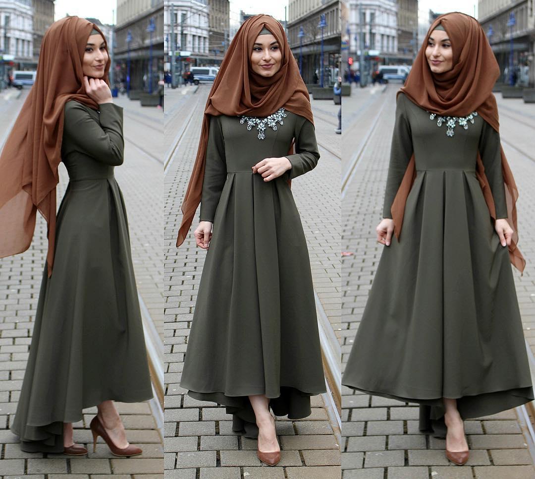 ازياء فتيات محجبات 2021 اخر استايلات حجاب | ميكساتك