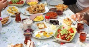 عشاي يوم الخميس قبل رمضان لاصدقاء زوجي