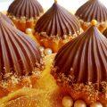 حلويات العيد 2020 : حلوى القبة الملكية بحشوة بسيطة و بنينة و شكل راقي و  جميل | ماروك طوندونس | Maroc Tendance