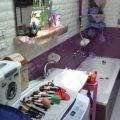 روتينى فى تنظيف الحمام بالكامل|| تغيرات بسيطه فى الحمام || تنظيف فرش الميك  اب - YouTube
