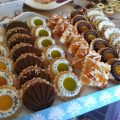 حلويات اعراس جزائرية عصرية , اشهر الحلوي في المطبخ الجزائري - صور جميلة