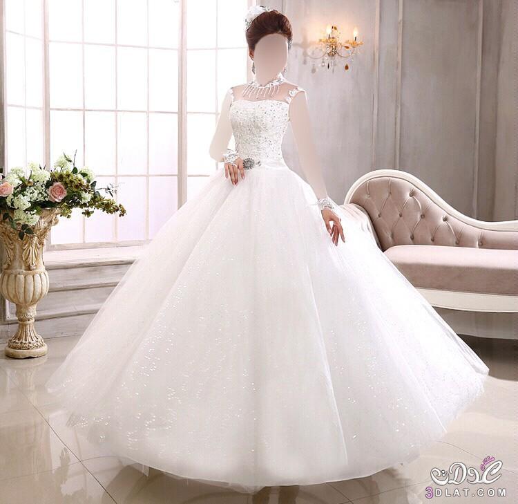 صورفساتين زفاف فخمه 2021 اجدد موديلات فساتين زفاف موضة2021 صور فساتين زفاف  2021  ام ما لك و ميرنا