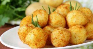 طريقة كرات البطاطا بالجبن - موضوع