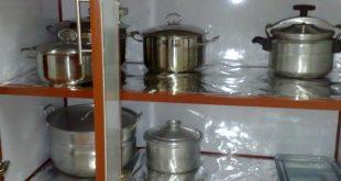 نضافه اعادة ترتيب لدواليب المطبخ 1