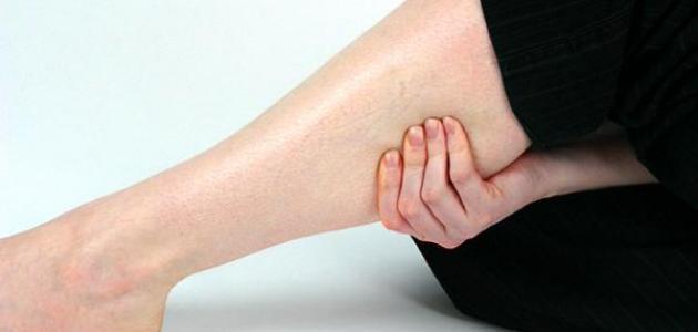 أسباب الشد العضلى فالساق خلال النوم  موضوع