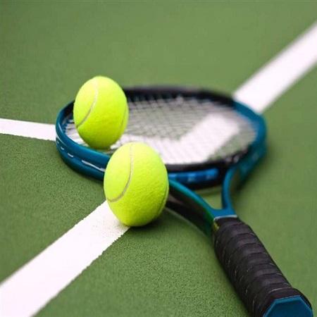 معلومات عن كره التنس مجتمع اراجيك