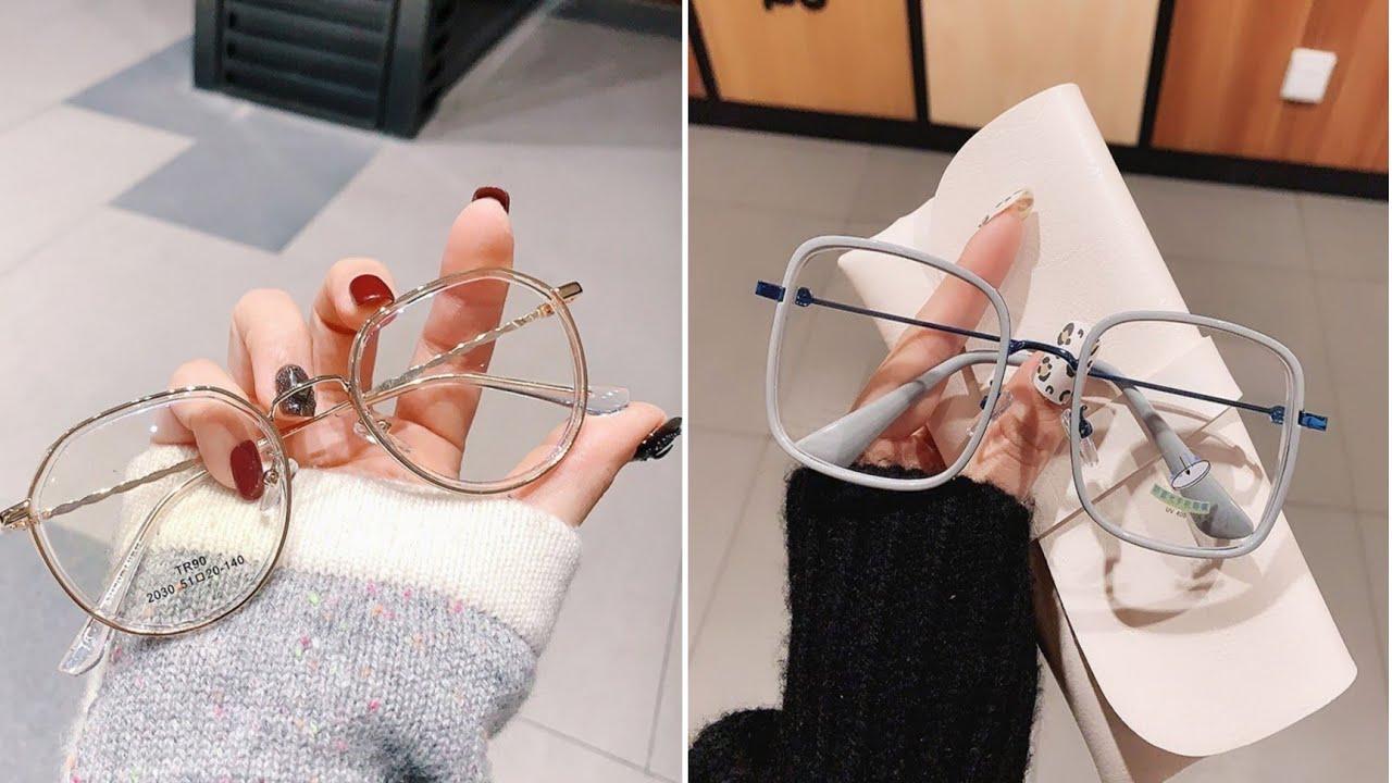 نظارات👓انيقه 2021🌼أشكال و ألوان New glasses  YouTube